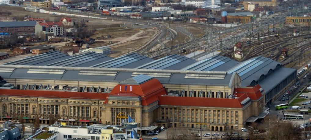 Leipzig – 20 Jahre danach