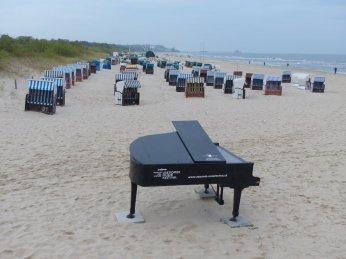 Usedom - Strand von Ahlbeck