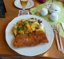 Usedom - Backfisch