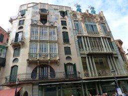 Jugendstil pur in Palma