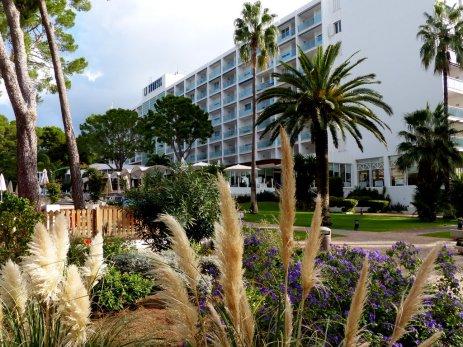 Unser geliebtes Golfhotel Eurotel Punta Rotja