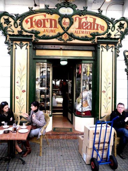 Das schönste Cafe von Palma