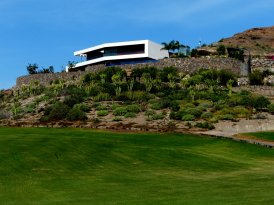 Luxusimmobilie in Salobre Golf