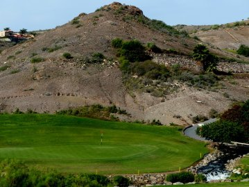 Par 3 in Salobre Golf
