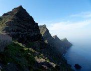 Steilküste im Nordosten
