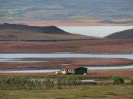 Farbenspiel im Hochland - Island