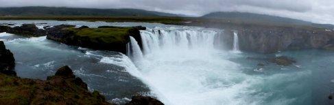 Wasserfall Dettifoss - Island