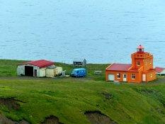 An der Küste im Norden - Island