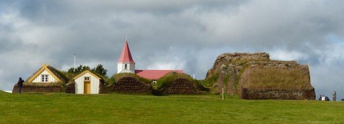 Bauernmuseum in Glaumbaer - Island