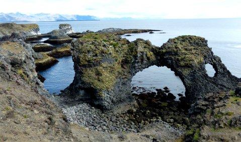 Naturarchitektur - Island