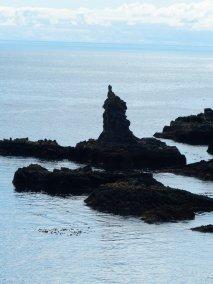 Freiheitsstatue - Island
