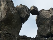 Natürliches Kunstwerk - Island