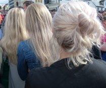 Blond ist Trumpf - Island