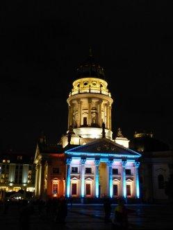 Der französische Dom / Festival of Lights