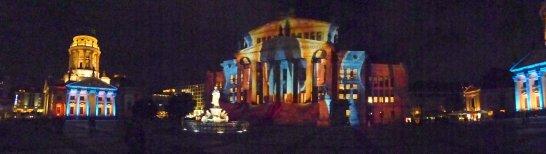 Festival of Lights am Gendarmenmarkt