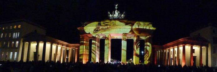 Brandenburger Tor / Festival of Lights