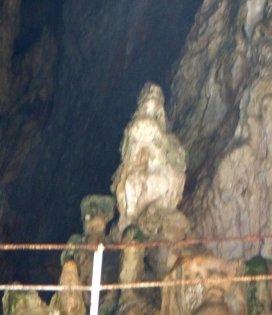 Heilige in Grotta di Santi
