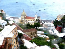 Praiano / Amalfiküste