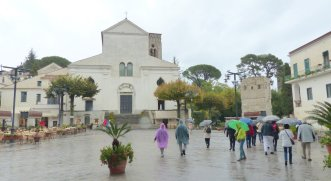 Ravello im Regen
