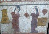 Tänzerinnen in Paestumf