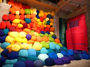 Sheila Hicks, USA
