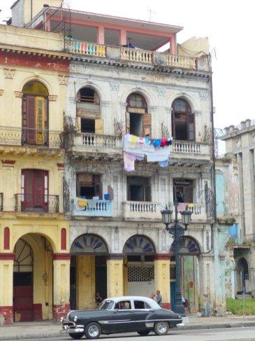Verfallenen Pracht in Havanna