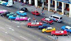 Oldtimer-Parade