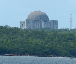 Unvollendestes Atomkraftwerk