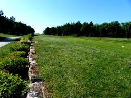 Par 5 im Lighthouse Golfclub