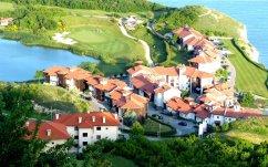 Thracian Golf Resort aus der Vogelperspektive