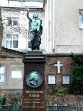C.D.Rauch, klassizistischer Baumeister,1777-1857