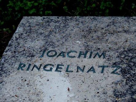 Joachim Ringelnatz, Humorist, 1883-1934