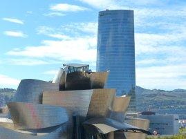 Anderer Blickwinkel aug Guggenheim