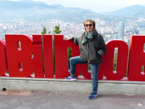 Endlich in Bilbao!