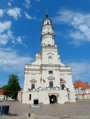 Rathaus weisser Schwan