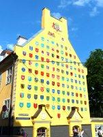 Stadtwappen Lettlands