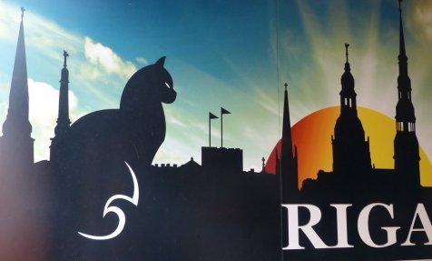 Willkommen in Riga