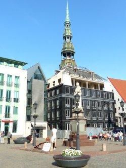 Stadtszene