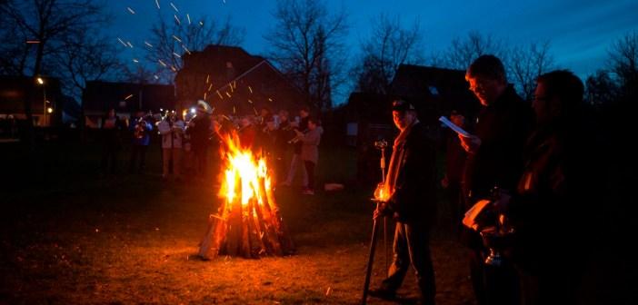 Heute letzte Chance für Osterfeuer-Anmeldung