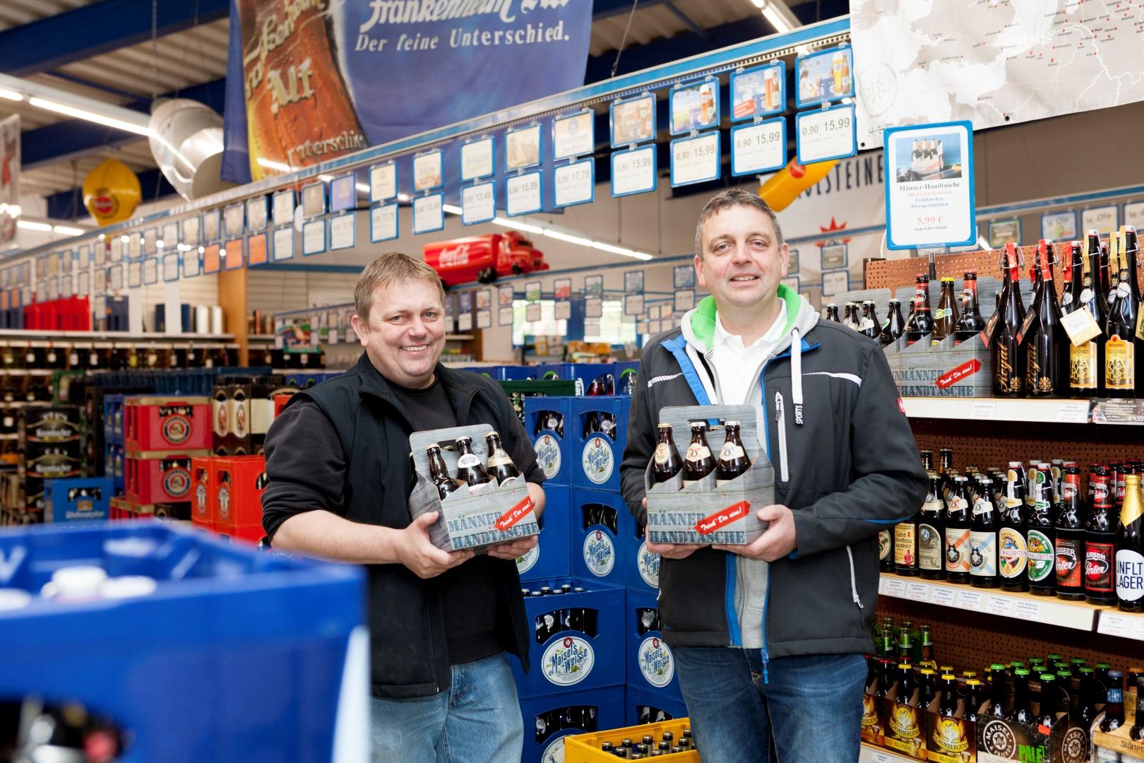 Vom Garagenverkauf zum Getränkegroßhandel: Das Familienunternehmen ...