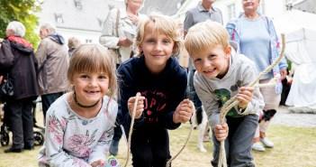 Museum Abtei Liesborn: 3900 Besucher gingen beim Handwerkstag auf Zeitreise