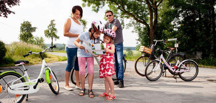 """Sommerferien-Endspurt: Mit dem Fahrrad die Gemeinde und den """"Tellerrand"""" erkunden"""