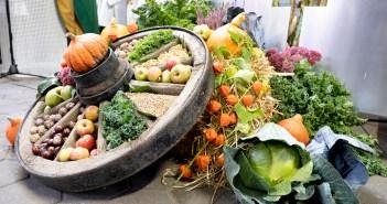 """Erntedankmesse und """"Harvest Dance"""" in Liesborn"""