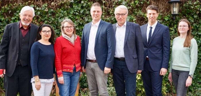 SPD, DIE LINKE und Bündnis 90/Die Grünen stellen gemeinsamen Kandidaten vor: Dennis Kocker geht ins Rennen um den Landratsposten [PM]