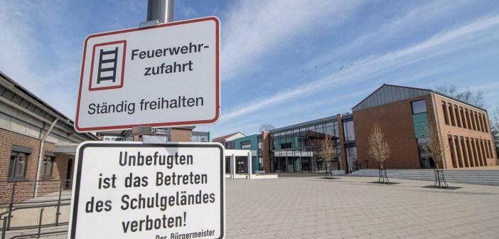 Sekundarschule Wadersloh: Klassenräume bleiben am Montag weitestgehend leer – Eine Bestandsaufnahme