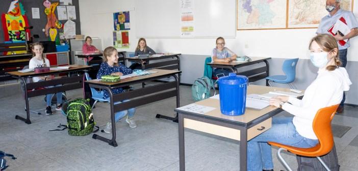Corona: Vorgaben für einen angepassten Schulbetrieb in NRW – Maskenpflicht in Schulen [PRESSEMITTEILUNG]