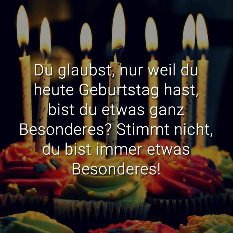Retro Geburtstagskarte Happy Birthday Auf Gold Grunge Hintergrund