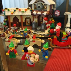 LEGO Weihnachten mit LEGO Creator Expert