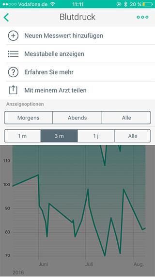 Withings App Herz-3