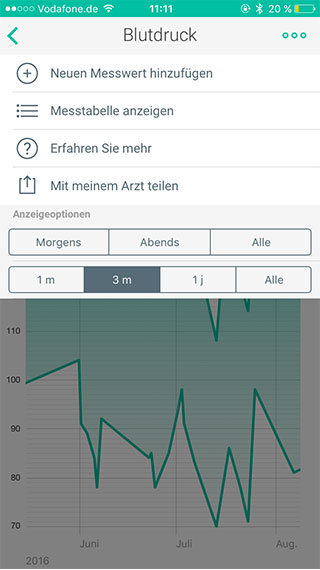 Withings App Herz-3